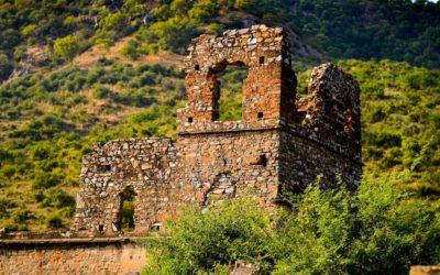 Ο Σεισμός και τα ερείπιά του