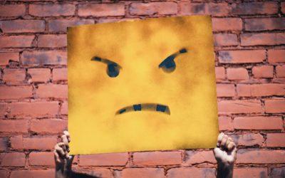 """Μήπως όταν θυμώνεις… """"θολώνεις"""";"""